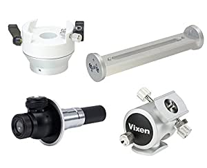 Vixen ポータブル赤道儀アクセサリー  ポラリエ用ステップアップキット 35529-7