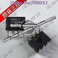 1PCS MCP3202-CI/P MCP3202-CI/P 3202-CI/P