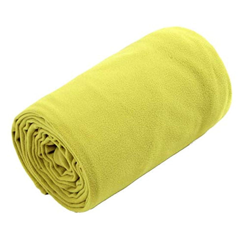 小さな大統領貝殻寝袋 フリース素材 封筒型 耐久性が強い上に軽く高品質 防寒 グリーン