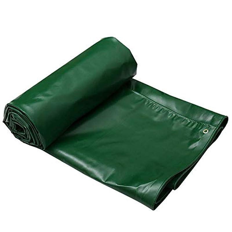 カバレッジ血色の良い気づくなる厚さ0.7mmの防水シート、670g / m2、屋外用不凍液絶縁防水シート、両面防水、防錆および涙防止用防水シート