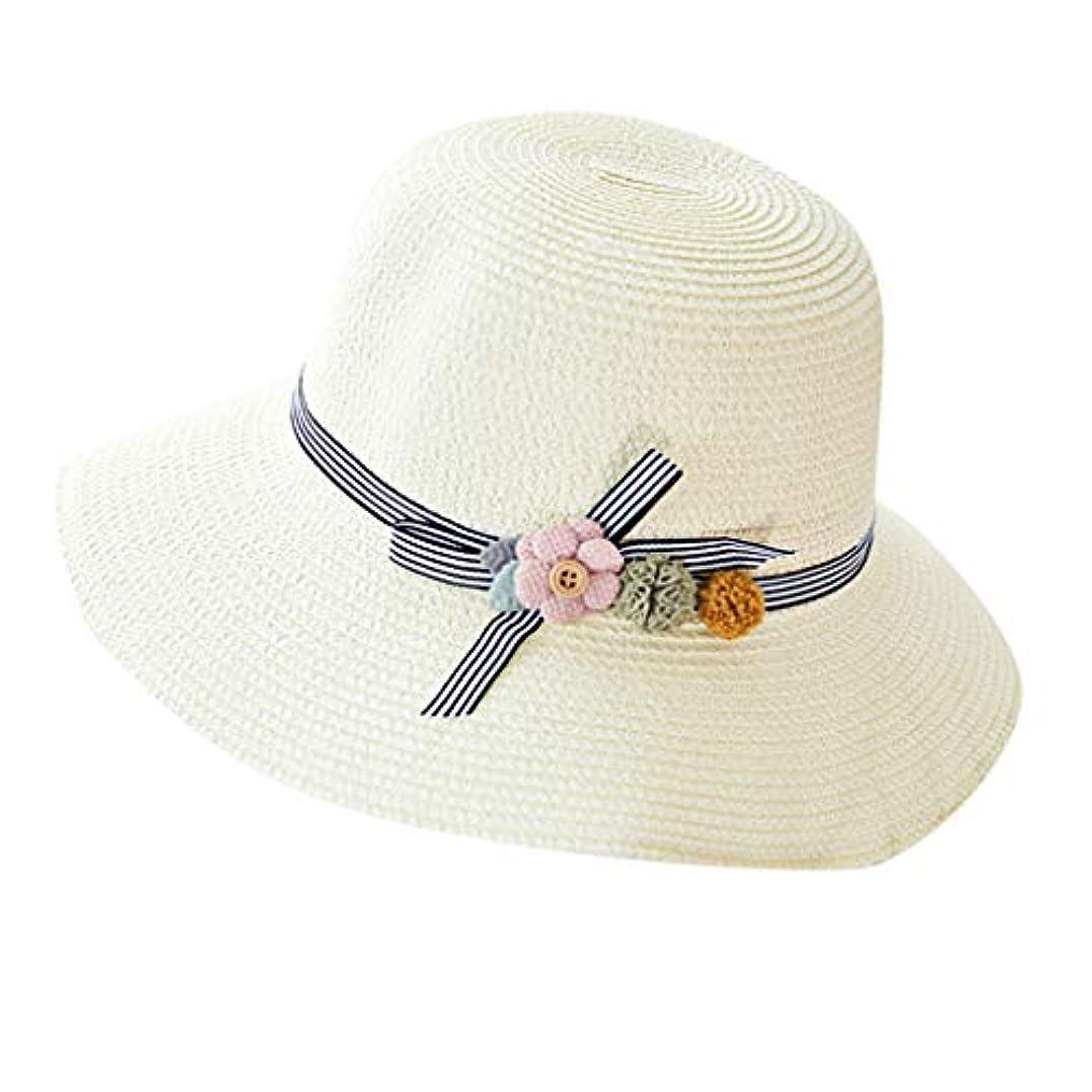 民主主義前書き金曜日漁師帽 夏 帽子 レディース UVカット 帽子 ハット レディース 紫外線対策 日焼け防止 つば広 日焼け 旅行用 日よけ 夏季 折りたたみ 森ガール ビーチ 海辺 帽子 ハット レディース 花 ROSE ROMAN