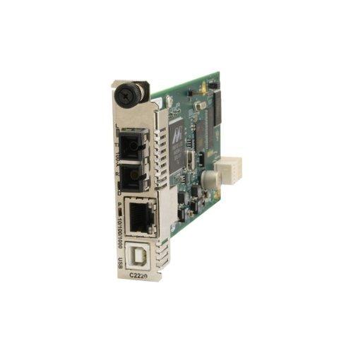 トランジションネットワークc3210–1040ギガビット...