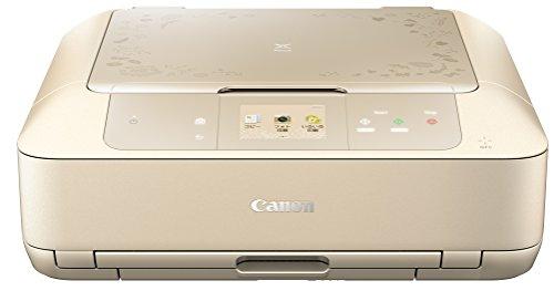 Canon  プリンター インクジェット 複合機 PIXUS Atelier アトリエ MG7730F エクリュベージュ