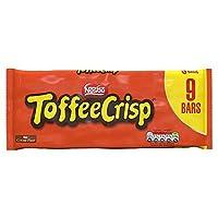 [Nestle] タフィーぱりっと(9X31G) - Toffee Crisp (9X31g) [並行輸入品]