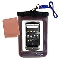 Gomadicアウトドア防水携帯ケースSuitable for the Google Nexus 3を使用Underwater–keepsデバイスClean and Dry