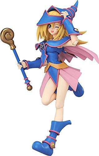 Figma Max Factory Dark Magician Girl Action Figure Yu-Gi-Oh  Japan Import