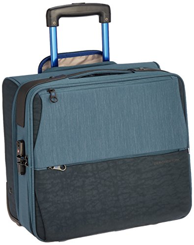 [ゼロニューヨーク] スーツケース ソフト グリニッチ 二輪 機内持込可  28L 40cm 2.9kg 80791 03 ネイビー