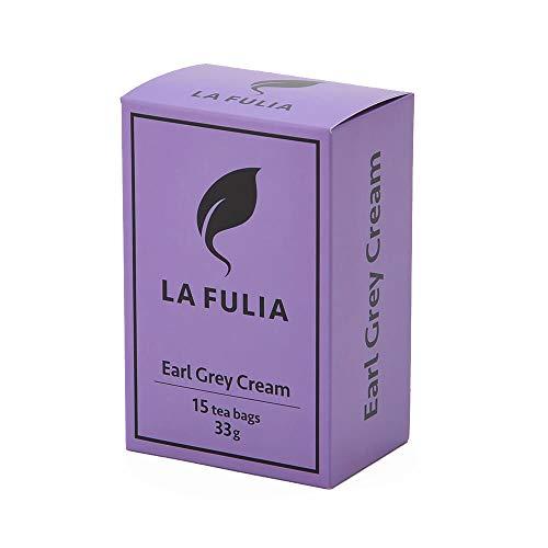 RoomClip商品情報 - 【再入荷しました!ホワイトデーにおすすめ】LA FULIA アールグレイクリーム 2.2g×15TB(紅茶)【最高級キームンを使用】