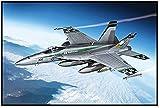 アカデミー 1/72 アメリカ海軍 F/A-18E VFA-195チッピー・ホー プラモデル 12565