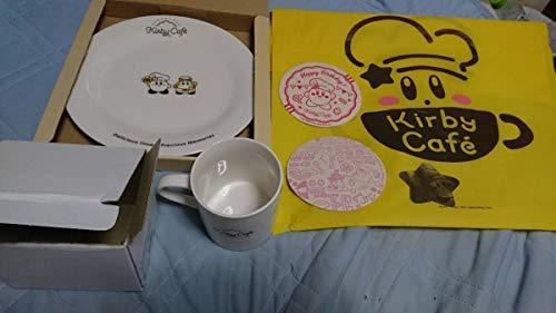 ★☆カービィカフェ プレート マグカップ ステッカー コースター2種 誕生日月限定有り ショッパー付き☆★
