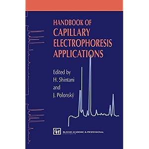 Handbook of Capillary Electrophoresis Applications
