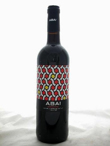 アバイ ガルナッチャ【Abai Garnacha】【スペイン・赤ワイン・辛口・ミディアムボディ・オーガニックワイン・750ml】