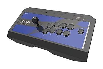 【PS4対応】リアルアーケードPro.V サイレントHAYABUSA ヘッドセット端子付き