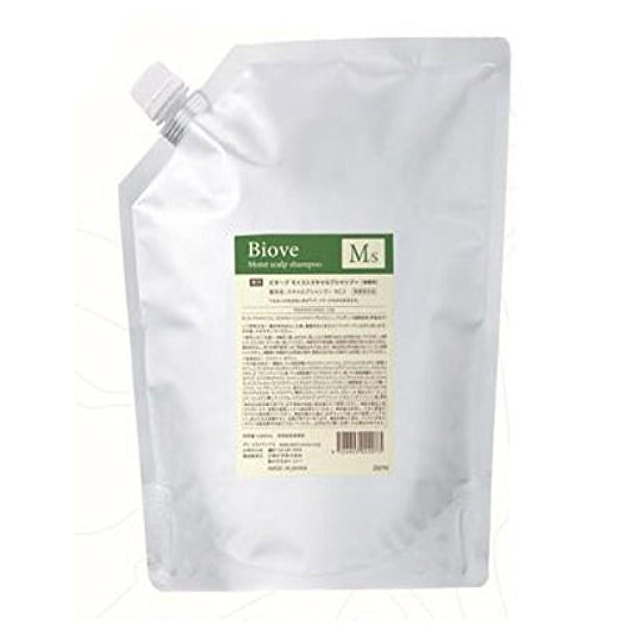 苦しむ液化する砂利デミ ビオーブ モイストスキャルプシャンプー 2000ml