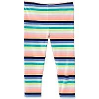Carter's Baby Girls' Single Legging 236g265, Stripe