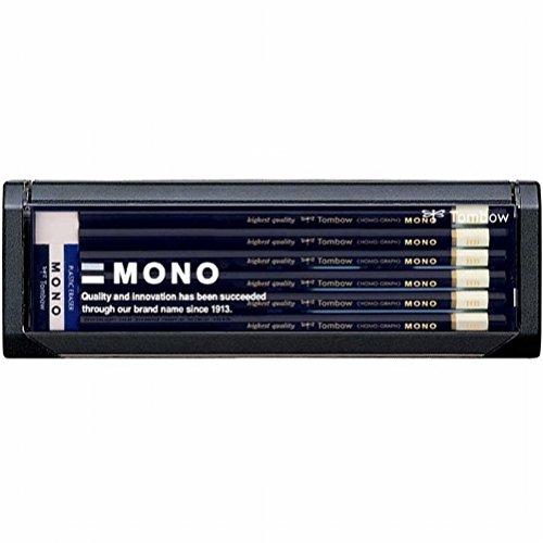 トンボ鉛筆 鉛筆 モノ HB MONO-HB 1ダース
