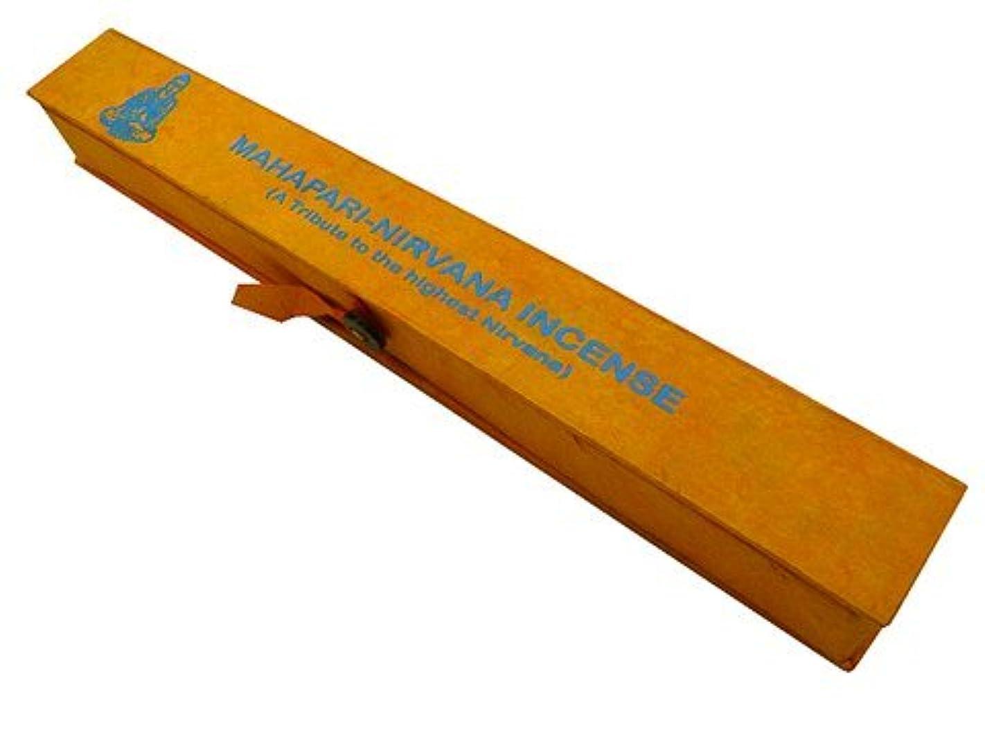 南アメリカ飼い慣らす寺院NEPAL INCENSE 【MAHAPARI NIRVANA INCENSEマハパリニルバーナ】