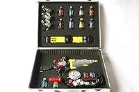 【即日配達】仮面ライダービルド DXビルドドライバー&ドリルクラッシャー&フルボトル16個収納ケース(ケース本体のみ)型番:036