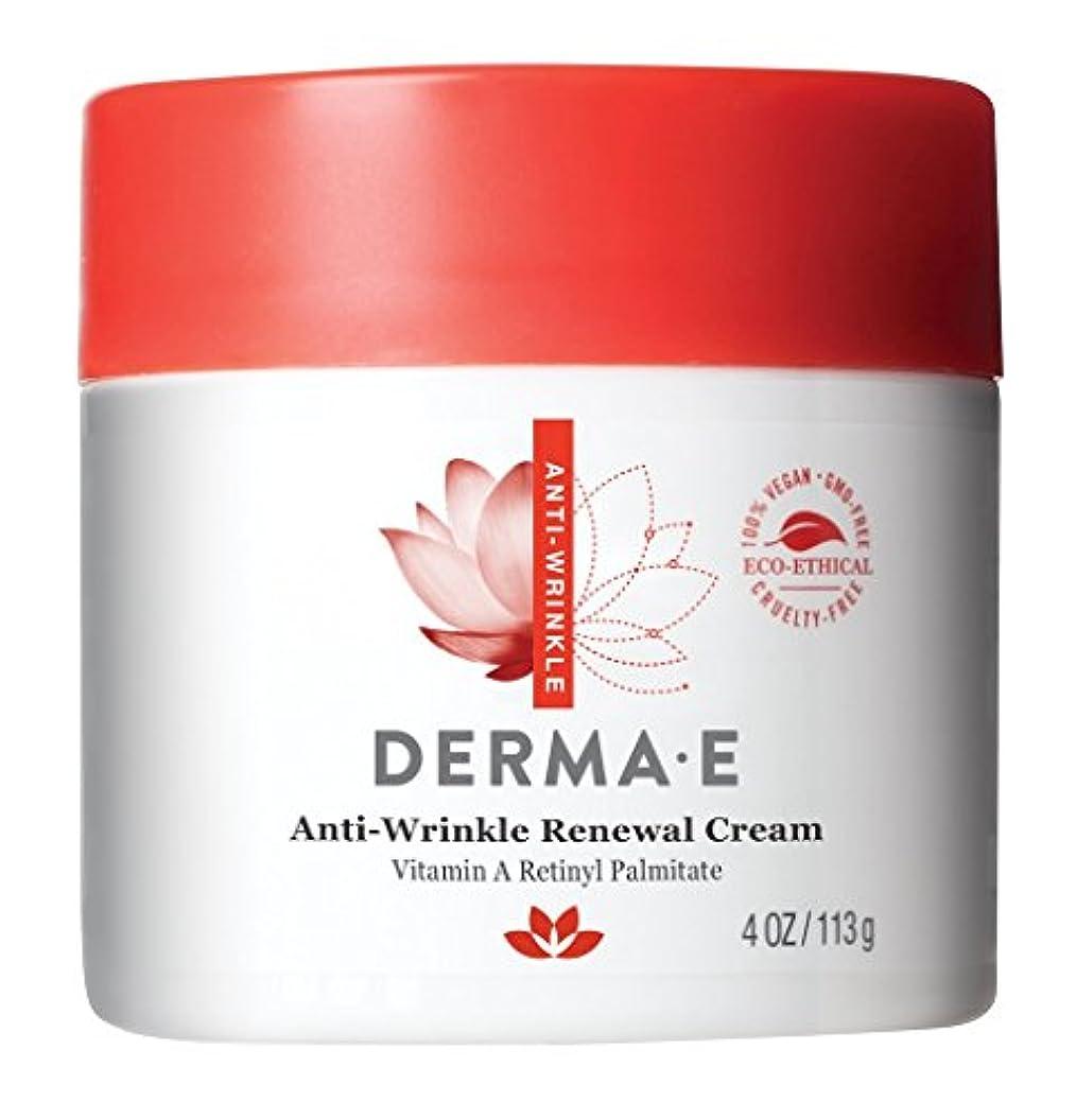 服を片付ける浸したマスタードDerma E, Anti-Wrinkle Vitamin A Retinyl Palmitate Cream, 4 oz (113 g)