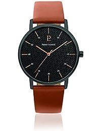 [ピエールラニエ]PIERRE LANNIER 腕時計 メンズレザーフラットウォッチ P203F434 メンズ 【正規輸入品】