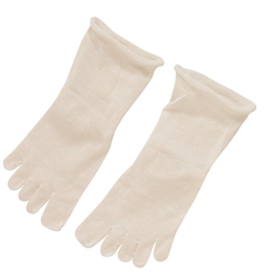 動揺させるボア患者コクーンフィット 4枚重ね履きソックス(1枚目) CO-0390-L-1-02 Lサイズ(25~27cm)