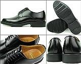 K641L ブラック メンズ ビジネスシューズ プレーントゥ 紳士靴 ケンフォード画像⑤