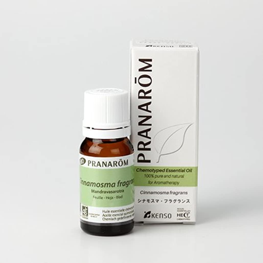 一族ましいファンブルプラナロム ( PRANAROM ) 精油 シナモスマ?フラグランス 10ml p-32