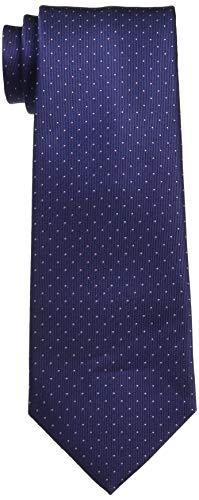 [フェアファクス] ネクタイ DOT05-15 メンズ ブルー 日本 F (FREE サイズ)
