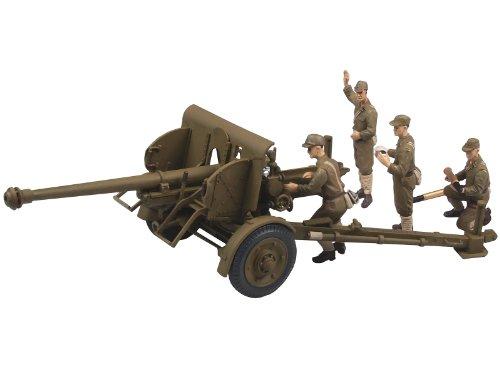 1/35 日本陸軍 機動90式野砲 塗装済完成品 (G15M)