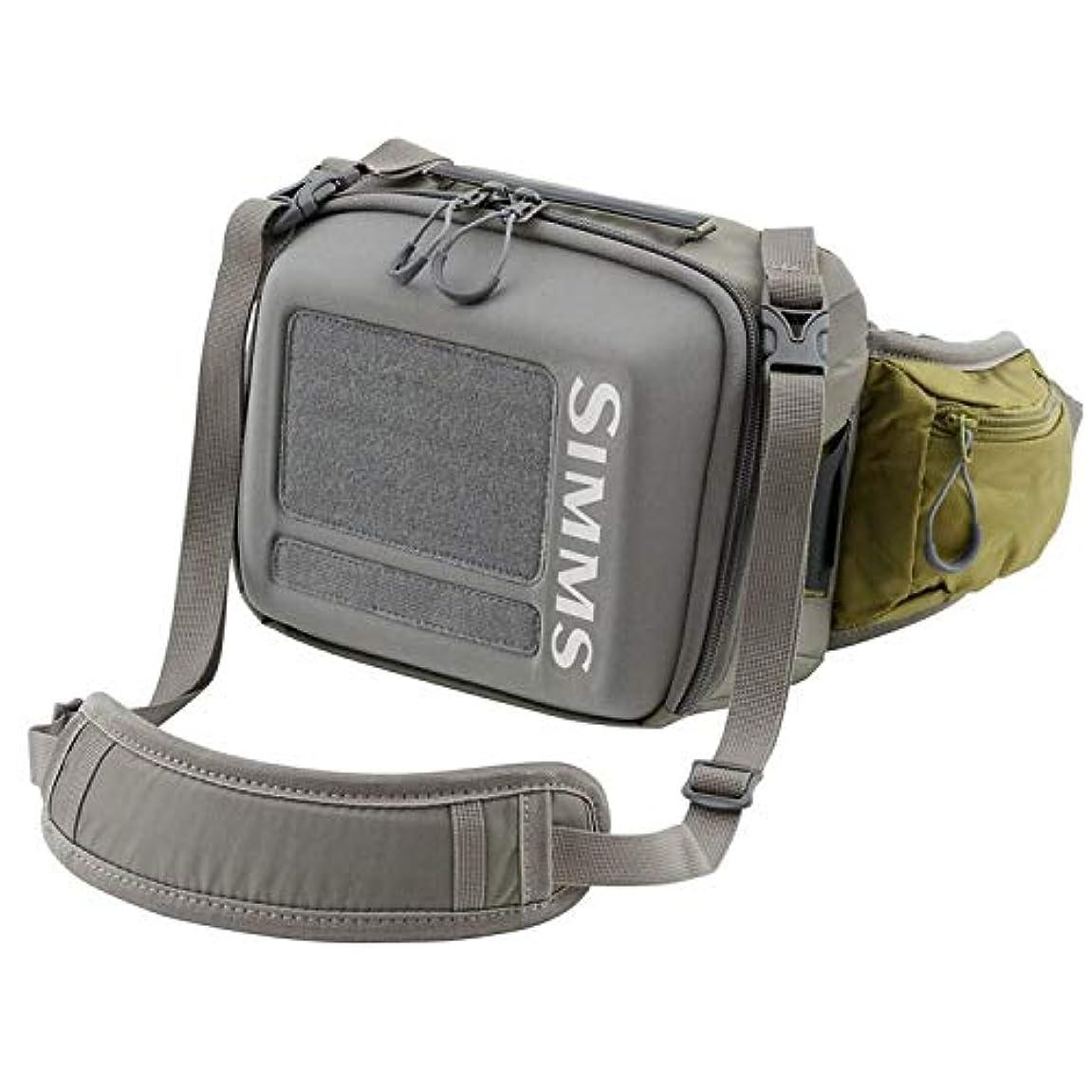 私対応からに変化するSIMMS シムス Waypoints Hip Pack Small 4L ウェイポインツ ヒップ パック Army Green [並行輸入品]