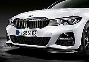 BMW純正部品 M PERFORMANCE G20 ニュー3シリーズ ブラック キドニー グリル パークアシストシステムプラス非装着車用