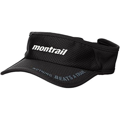(モントレイル)montrail(モントレイル) ナッシングビーツアトレイル ランニングバイザー2 XU1088 010 ブラック O/S
