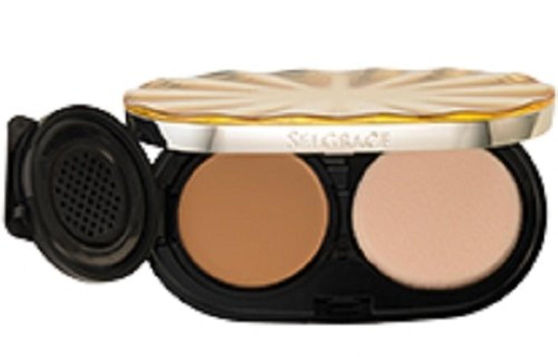 【訳あり商品】ナリス化粧品 セルグレース ベースインパクト ファンデーション 130 ライトピンクベージュ レフィル