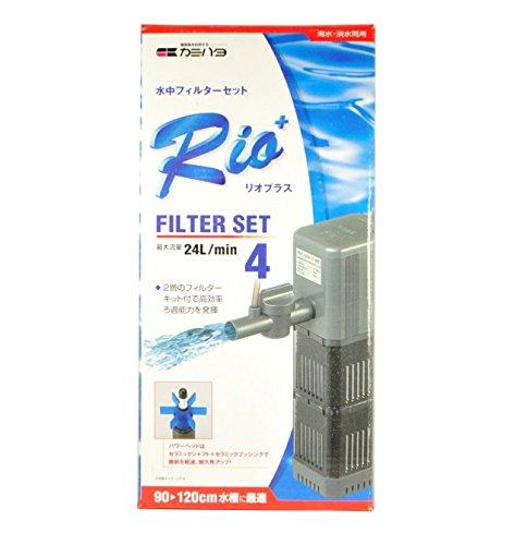 カミハタ Rio+フィルター4  50Hz