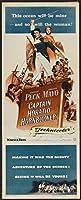 Kristen Herring Captain Horatio Hornblower RN Poster Movie Insert-27 x 40 Inches(69 x 102 cm)
