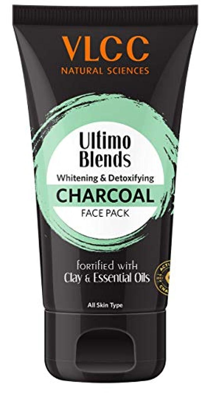 コンパイル少ないはっきりとVLCC Ultimo Blends Charcoal Face Pack, 100g