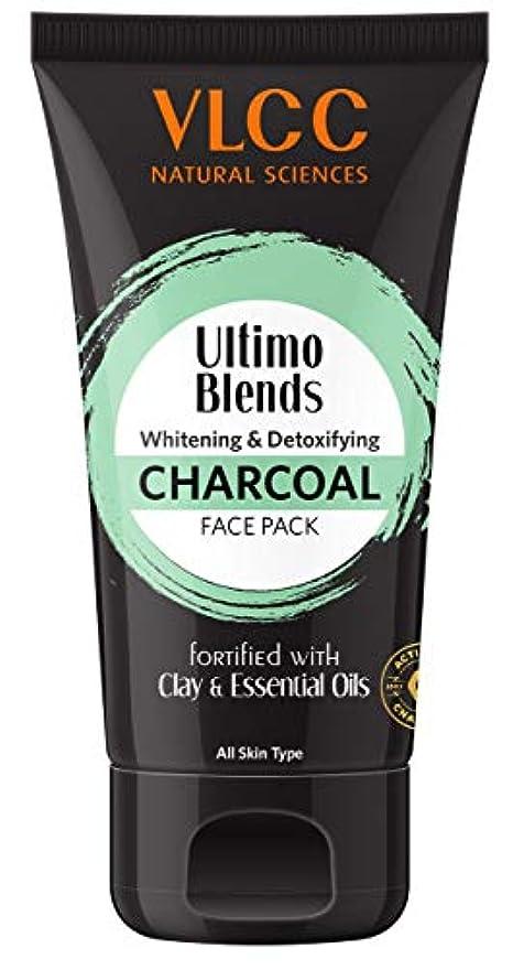 批判する上院どこVLCC Ultimo Blends Charcoal Face Pack, 100g