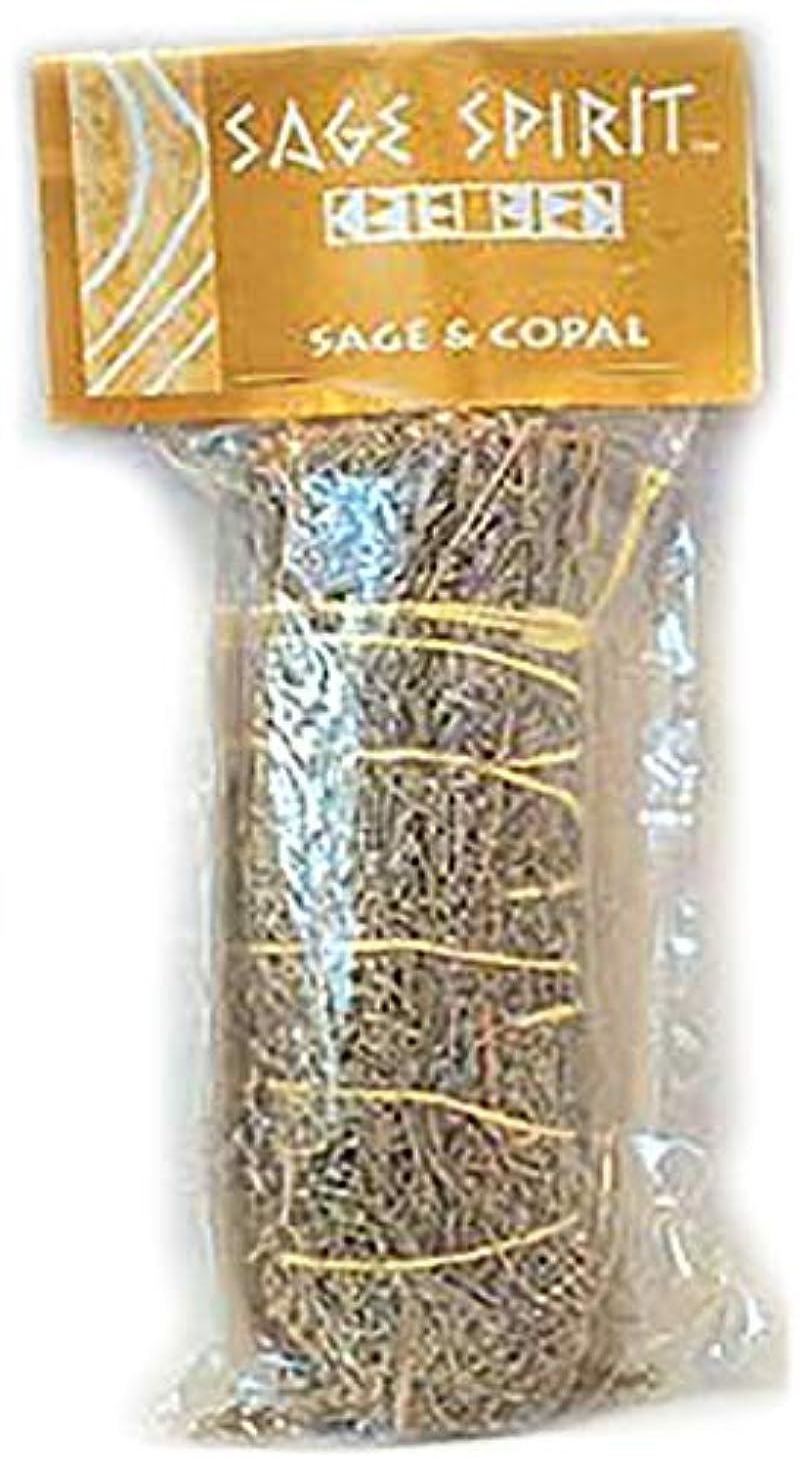 メディア再編成する小さいSage & Copal Smudge Stick 7