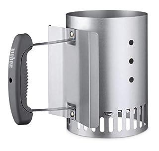 Weber 7447 Compact Rapidfire Chimney Starter (B009IH0ICG) | Amazon price tracker / tracking, Amazon price history charts, Amazon price watches, Amazon price drop alerts