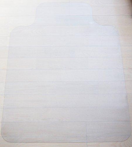 ottostyle.jp 床を保護するチェアマット クリア (約)奥行120×幅90cm×1.5mm厚 (ハードフロア用/ソフトタイプ) 【フローリングや畳のキズ防止に!カット可能!】
