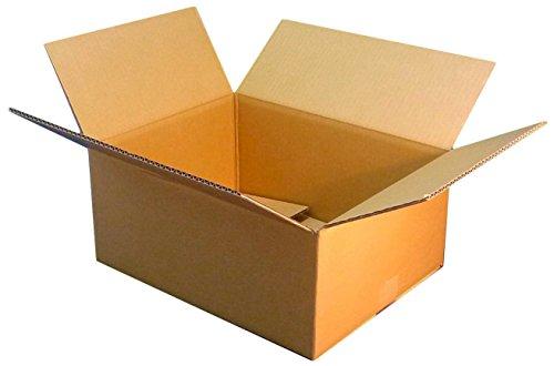ボックスバンク ダンボール(段ボール箱)100サイズ 5枚セット 引越し・配送用 FD17-0001