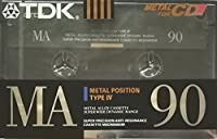 TDK メタルテープ MA 90分 MA-90M