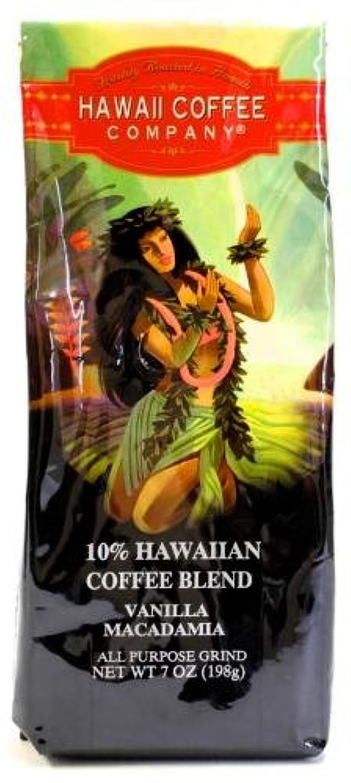 ハワイコーヒーカンパニー バニラマカダミアナッツ