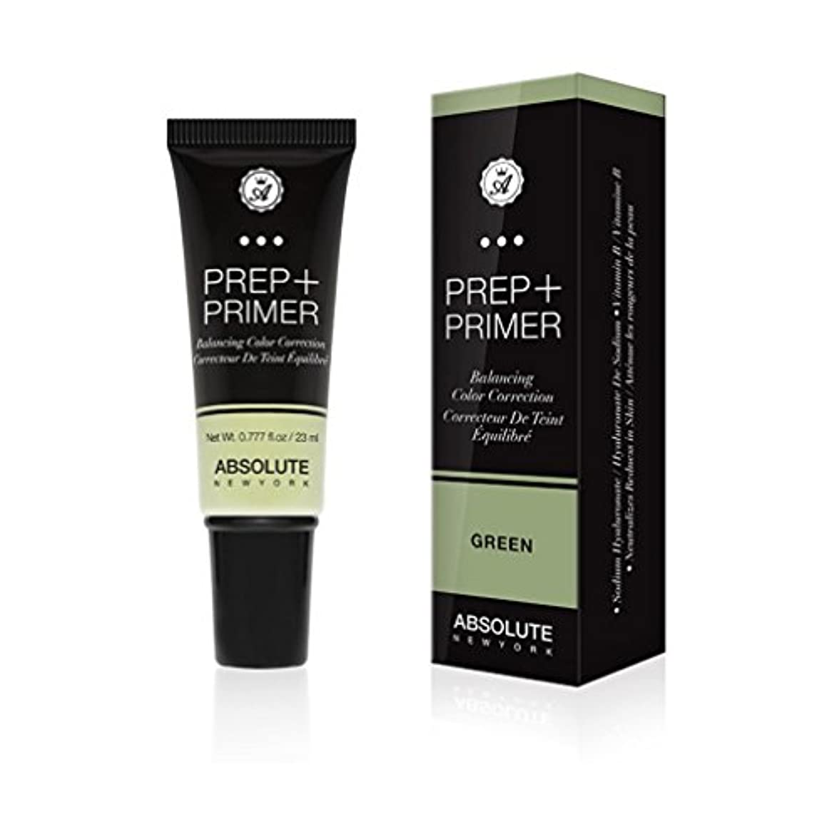 (6 Pack) ABSOLUTE Prep + Primer - Green (並行輸入品)