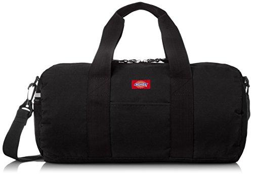 [ディッキーズ] DICKIES カジュアルロールボストンバッグ ショルダーベルト付 12-6597 BK (ブラック)