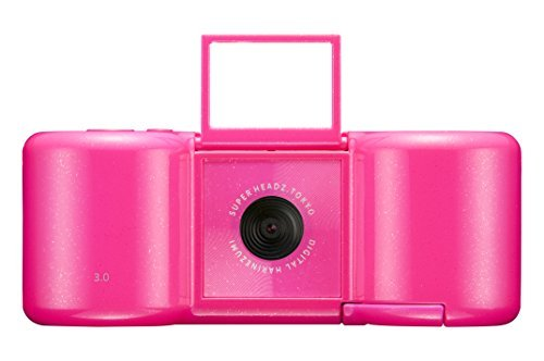 Digital Harinezumi 3.0 (デジタルハリネズミ 3.0) ピンク