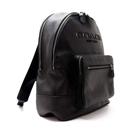 f30a8ec17626 [コーチ] COACH バッグ メンズ リュック ショルダーバッグ バックパック ブラック 37802QBM2 [アウトレット品