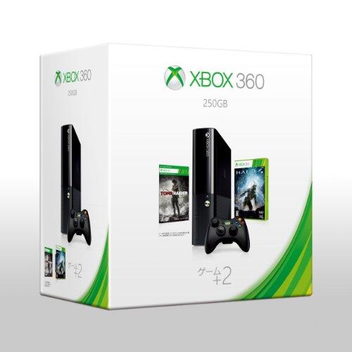 Xbox 360 250GB バリューパック (N2V-00019)【CEROレーティング「Z」】【メーカー生産終了】