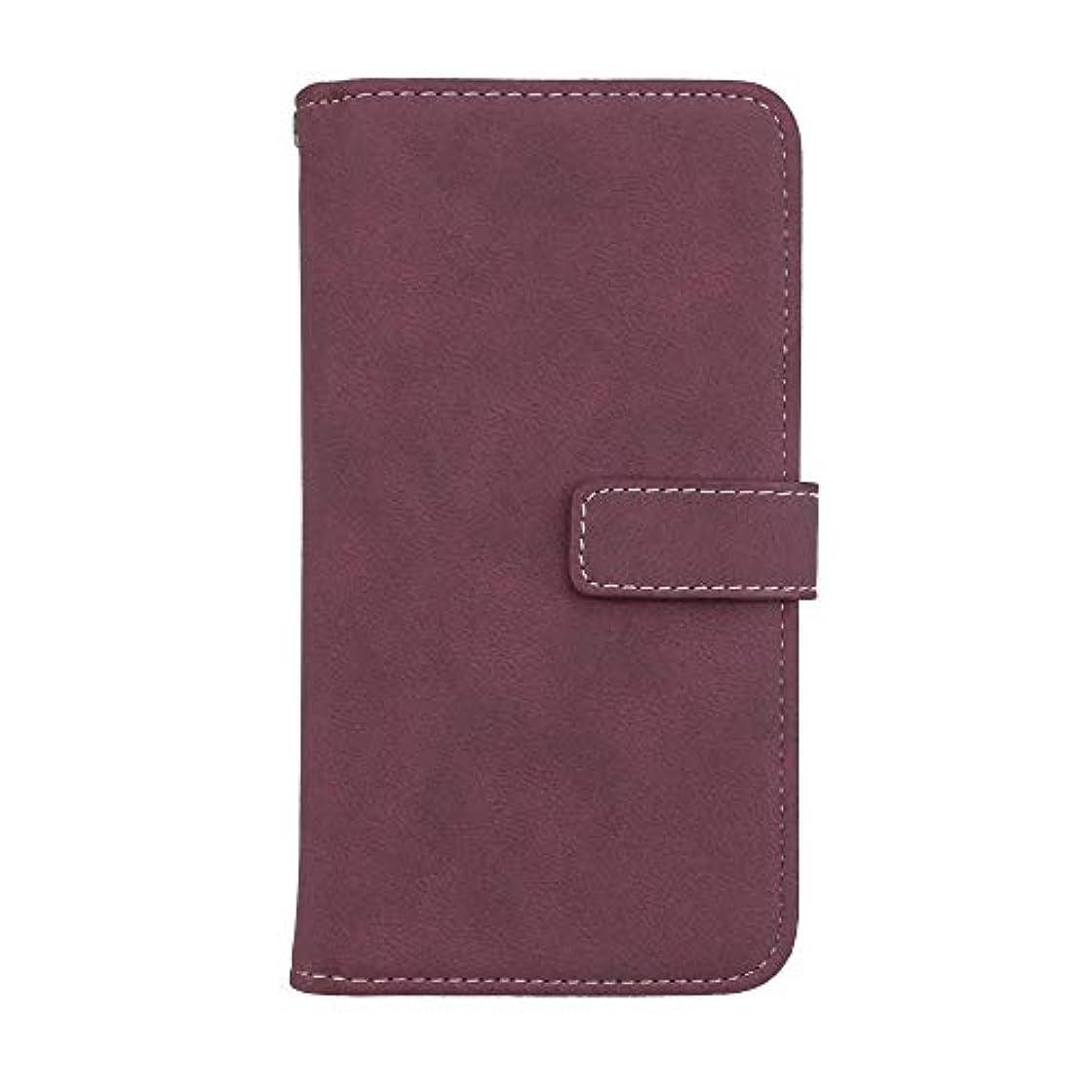 びんスクワイアかんがいXiaomi Redmi Note 4 高品質 マグネット ケース, CUNUS 携帯電話 ケース 軽量 柔軟 高品質 耐摩擦 カード収納 カバー Xiaomi Redmi Note 4 用, ローズレッド