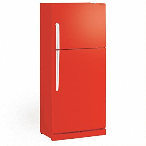 Haier ハイアール JR-NF445B 445L 4名から 右開き カラー冷蔵庫 まるごとプラン イタリアンレッド